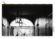 Street Ally New Orleans Black  Carry-all Pouch
