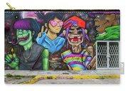 Street Art Graffiti Carry-all Pouch