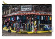 Street Commerce At Ataco Carry-all Pouch