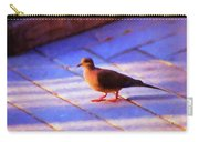 Street Dove Carry-all Pouch