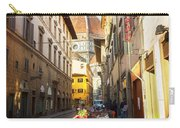 Street In Florence Carry-all Pouch