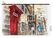 Street In Robin Hoods Bay 01 Carry-all Pouch