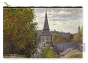 Street In Sainte Adresse Carry-all Pouch
