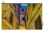 Street In Vernazza Carry-all Pouch