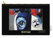 Street Legal Poster Etc. Carry-all Pouch