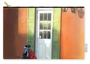 Street Life In Memphis Carry-all Pouch