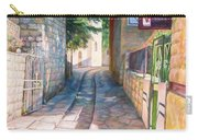 Street Of Artists Carry-all Pouch