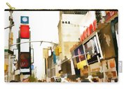 Street Of New York City Carry-all Pouch