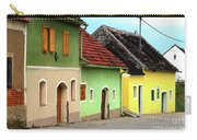 Street Of Wine Cellar Houses  Carry-all Pouch