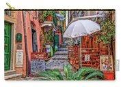 Street Scene Monterosso Italy Dsc02470 Carry-all Pouch