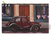 Street Scene Paris 3 Carry-all Pouch