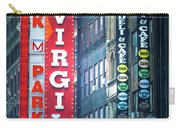 Street Signs Of New York Carry-all Pouch