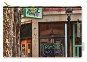Street Signs Portland Maine Carry-all Pouch
