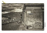 Streets Of Antigua - Guatemala Carry-all Pouch