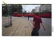 Streets Of Belgrade Carry-all Pouch