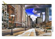 Streets Of Chicago Carry-all Pouch