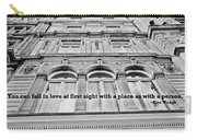 Streets Of London Quote Carry-all Pouch