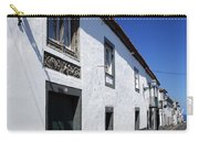 Streets Of Ribeira Grande Carry-all Pouch
