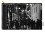Streets Of Rome At Night  Carry-all Pouch