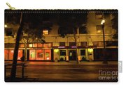 Streets Of San Jose, Ca Midnight Carry-all Pouch