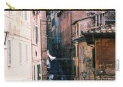 Streets Of Siena Photograph Carry-all Pouch