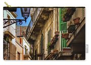 Streets Of Siracusa Carry-all Pouch