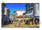 Streets Of Valenca Carry-all Pouch