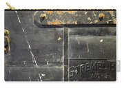 Stremel Bros. Firedoor Carry-all Pouch