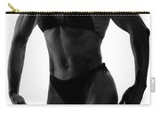 Strength And Grace Carry-all Pouch
