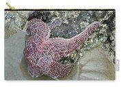 Stretched Starfish Carry-all Pouch