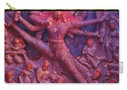 Striding Vishnu Carry-all Pouch