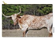 Strike A Pose - Longhorn Style Carry-all Pouch