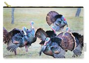 Strike The Pose Carry-all Pouch