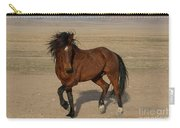 Striking A Pose Carry-all Pouch by Nicole Markmann Nelson