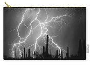 Striking Photography In Black And White Carry-all Pouch