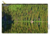 String Lake Morning Mirror Carry-all Pouch