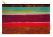 Stripe Assemblage 1 Carry-all Pouch