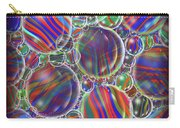 Striped Biggons Marbles Carry-all Pouch