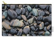 Striped Pebbles Carry-all Pouch