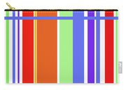 Stripes 101 Carry-all Pouch