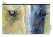 Stripes Carry-all Pouch by Kimberly Santini