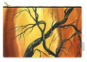 Striving To Be The Best By Madart Carry-all Pouch by Megan Duncanson
