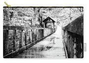 Stroll Through The Woods Carry-all Pouch by Valeria Donaldson