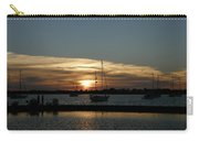 Strolling In The Sunset Carry-all Pouch
