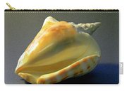 Strombus Inermis Seashell Carry-all Pouch