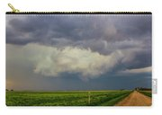 Strong Storms In South Central Nebraska 005 Carry-all Pouch