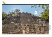 Structure Two In Calakmul Carry-all Pouch
