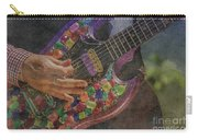 Strumming Away Carry-all Pouch