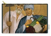 Sts. Isidore And Maria - Rliam Carry-all Pouch