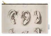 Studies Ears Anonimo, Blooteling Abraham Carry-all Pouch